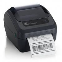 Принтер термо печати Zebra GK420d;