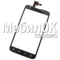 Сенсорный экран для Alcatel OT 995 черный