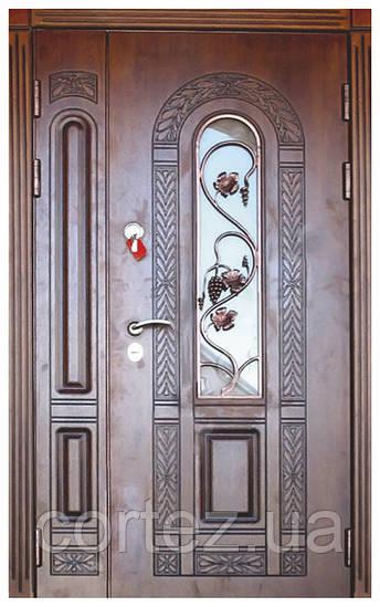 Двери Люкс,модель 32