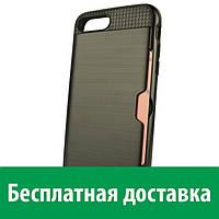 Защитный чехол Rock CARD Series для iPhone 7+ / 7s+ (Айфон 7 плюс, 7с плюс, 7 с плюс)