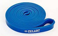 Резинка для подтягиваний (лента сопротивлен) синий POWER BANDS