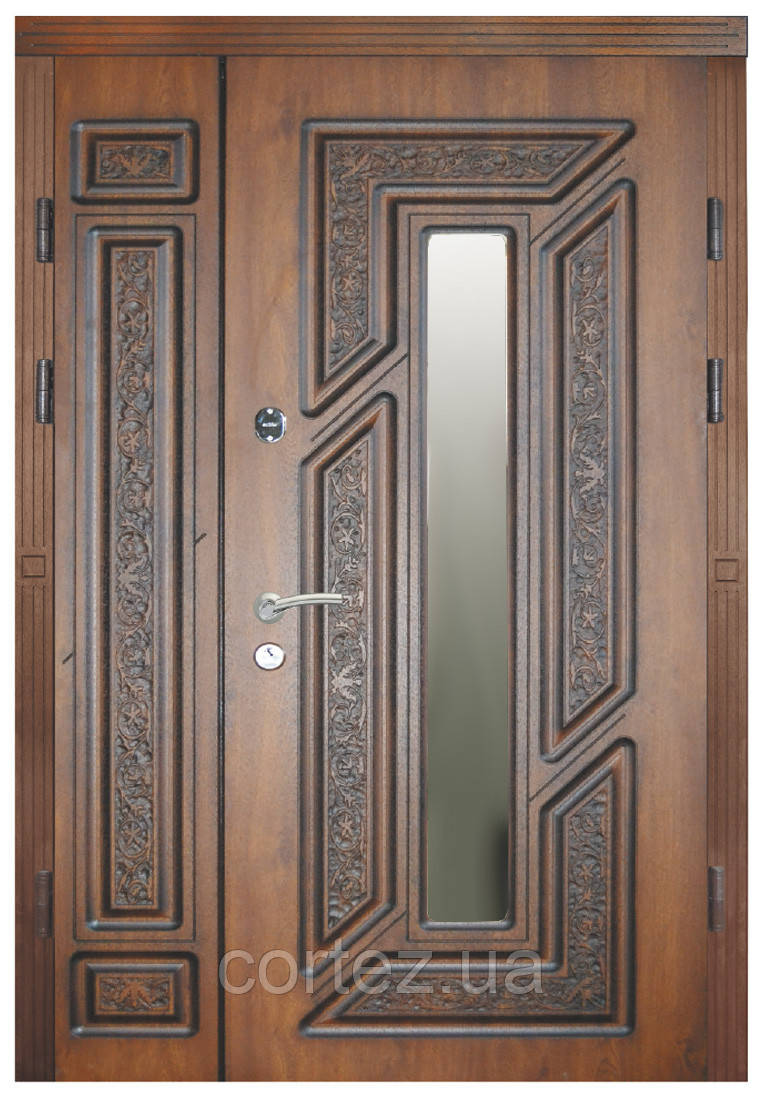 Входные двери Люкс, модель 34