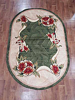 Ковер Marmaris 3226 GREEN oval