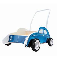 Детская каталка Hape Машина Синяя (E0382), фото 1