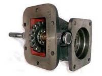 КОМ ЗИЛ под НШ (Зил-555) механическое включение