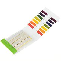 PH тест, pH 1.0-14.0 (80 тестов)