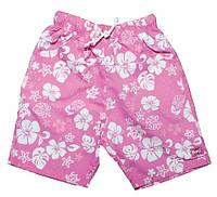 Шорты пляжные UPF 50+ для девочек