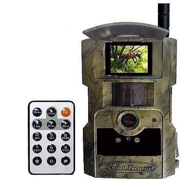 Охотничья GSM камера с двухсторонней связью BolyGuard MG883G-14mHD - Системы видеонаблюдения и безопасности в Киеве