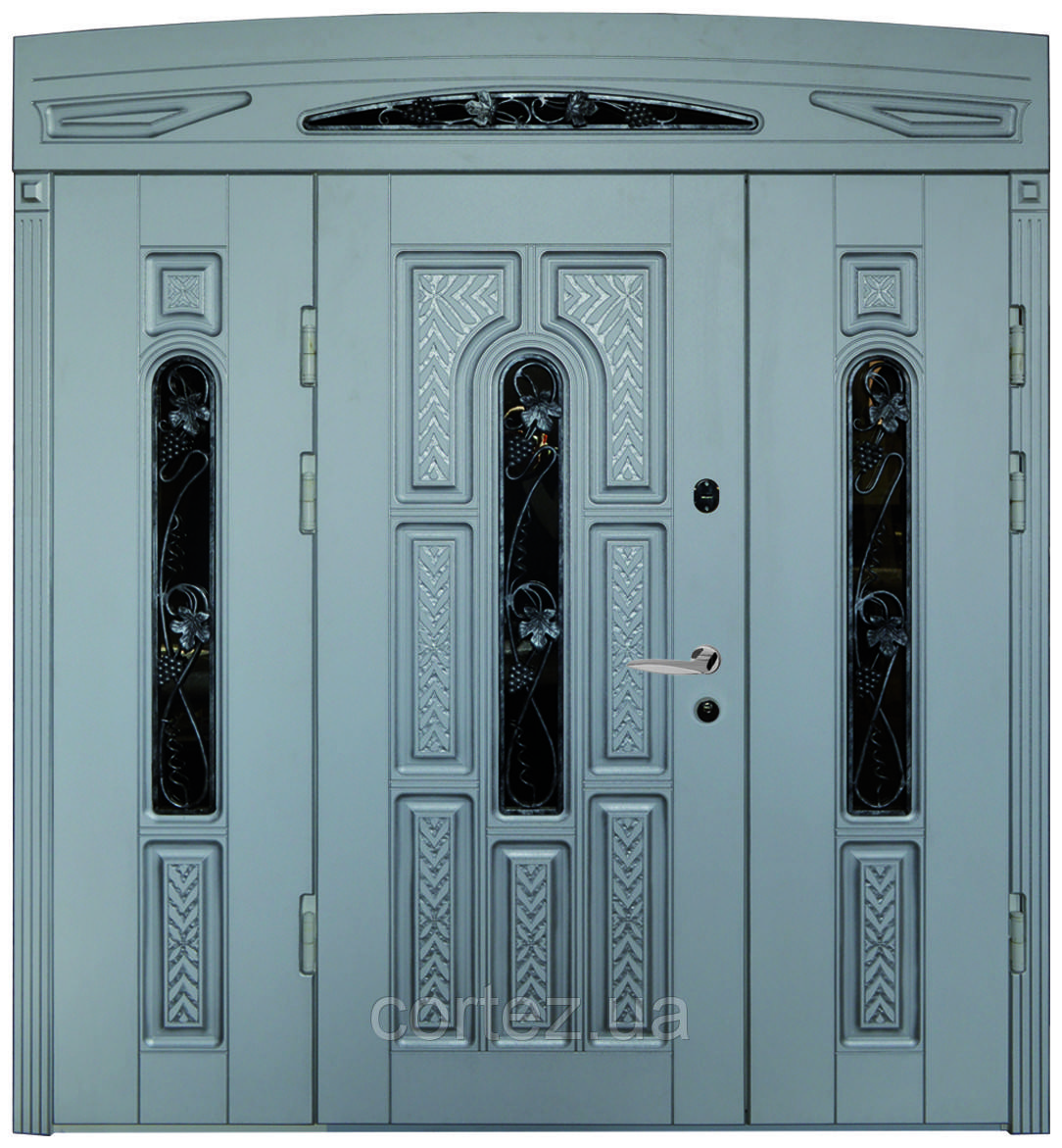 Входная дверь Люкс, модель 38