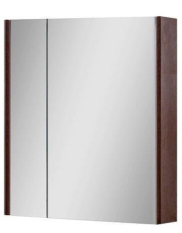 Зеркальный шкаф для ванной комнаты Сенатор Z-60 (без подсветки) Юввис, фото 2