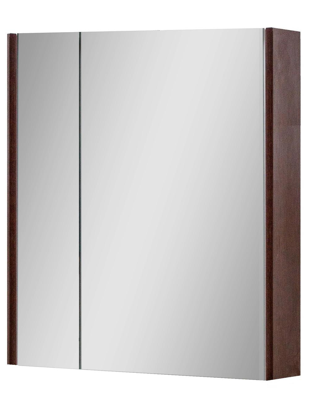 Зеркальный шкаф для ванной комнаты Сенатор Z-60 (без подсветки) Юввис