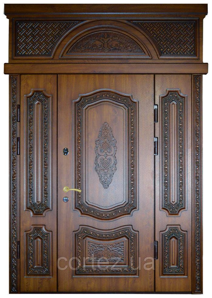 Двери входные Люкс, модель 39