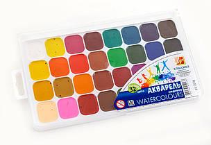 Фарби акварельні Луч медові 32 кольори Класика без пензлика 25С1579-08