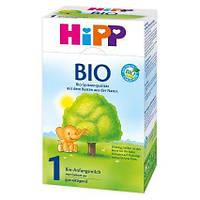 BIO HIPP ORGANIC 1 ОРИГИНАЛЬНАЯ МОЛОЧНАЯ СМЕСЬ ДЛЯ МЛАДЕНЦЕВ 800гр