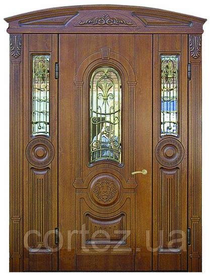 Двери Люкс,модель 41