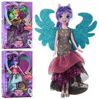 Кукла  25см, с крыльями