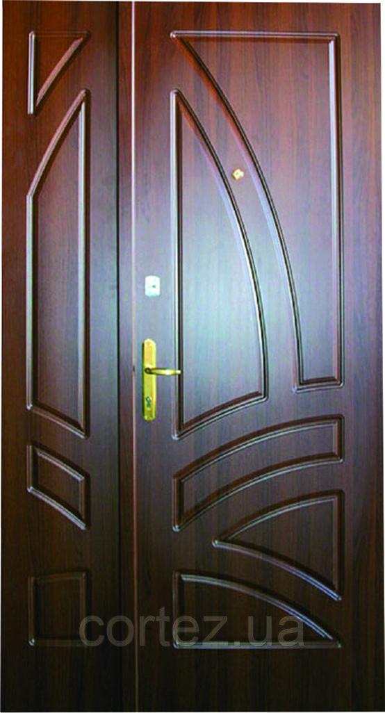 Двери Люкс,модель 42
