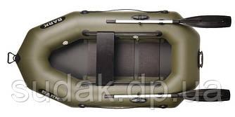 Одноместная гребная надувная лодка BARK B-210