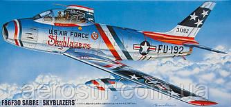 F86F30 SABRE 'SKYBLAZERS' 1/72 FUJIMI F-41