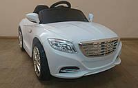 Детский электромобиль Mercedes Cabrio 2188, белый