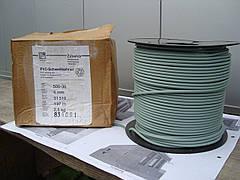 Шнур сварочный для ПВХ покрытий d=4mm(бобины по 137м),5024,9003,6019,DVL,Германия