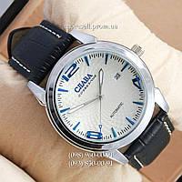 Часы Слава Созвездие Mechanic Silver/White-blue