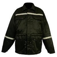 Куртка утепленная со светоотражающими полосами