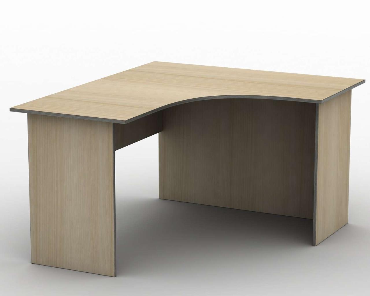 Письмовий стіл СПУ-1\2 (1400*1200) Тіса меблі