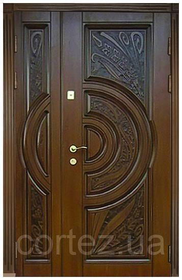 Двери Люкс,модель 45