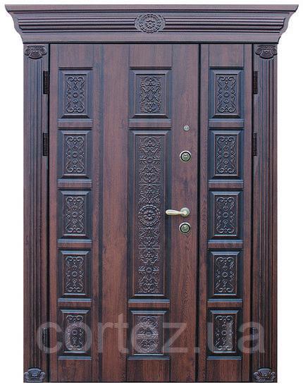 Двери Люкс,модель 46