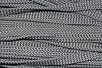 Шнур плоский 15мм (100м) т.серый