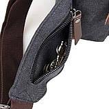 Чоловіча сумка через плече 9033A, фото 5