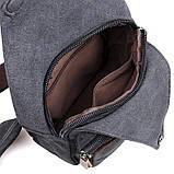Чоловіча сумка через плече 9033A, фото 8