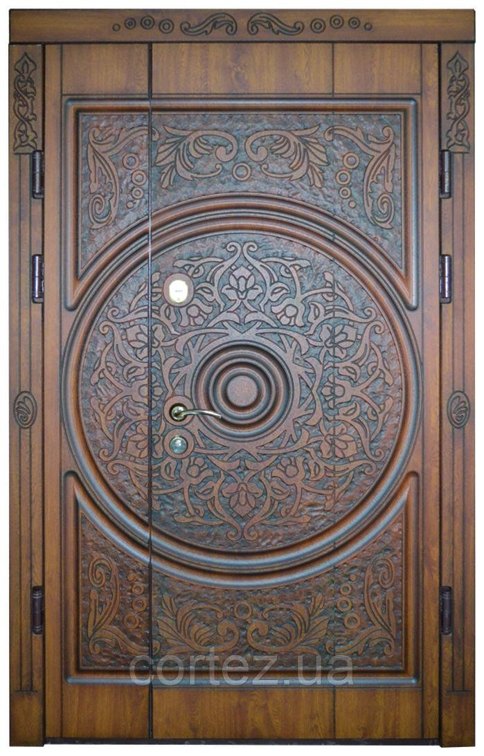Входные двери Люкс, модель 49