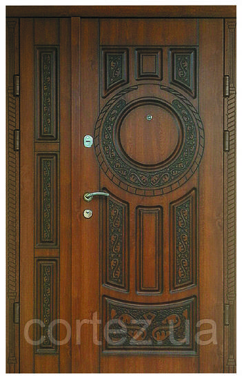 Двери Люкс,модель 50