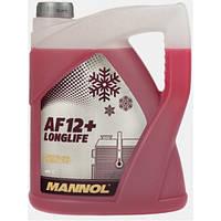 Концентрат красный Mannol Antifreeze Longlife AF-12 5л