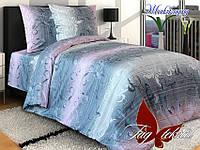 Постельное белье евро ранфорс Жаккард,постельный комплект