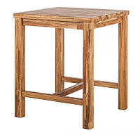 Стол барный из дерева 003