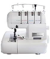 Немецкий швейный оверлок AEG 4000 четырехниточный ➩ (Гарантия)