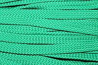 Шнур плоский 15мм (100м) зеленый (трава), фото 1