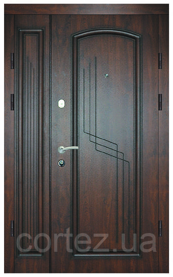 Двери Люкс,модель 52