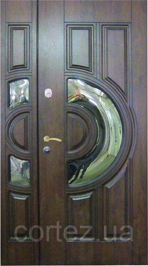 Двери Люкс,модель 53