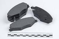 Колодки тормозные передние Chery Amulet CRB без АБС