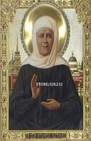 Икона Святая Матрона-2 (полная выкладка)