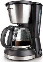 Кофеварка Vitek VT-1506 Black, фото 1