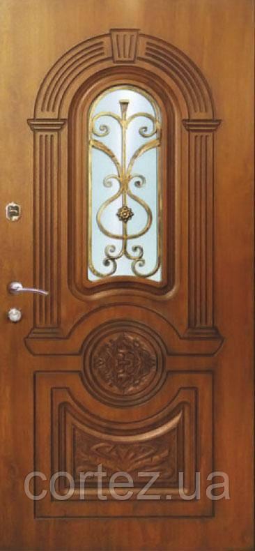 Двери Люкс,модель 55