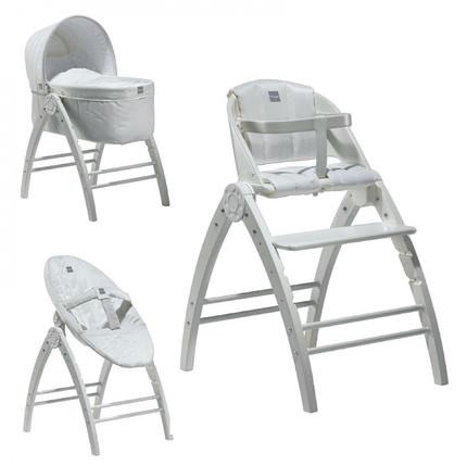 Детская кроватка-стул 3 в 1 Baby Dan Angel, фото 2