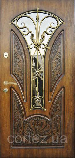 Двери Люкс,модель 57