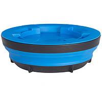 Складная кастрюля с крышкой Sea To Summit XSeal & Go XL blue