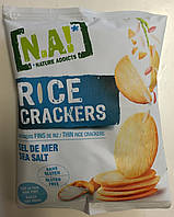 Крекеры Rice Crackers 70 г
